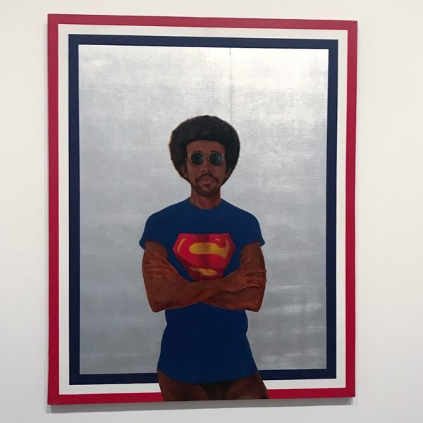 Superman, black superman, soul of a nation, tate modern,