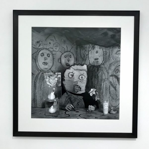 Roger Ballen, Ballenesque, Die Antwoord, South African art, Dark Photography