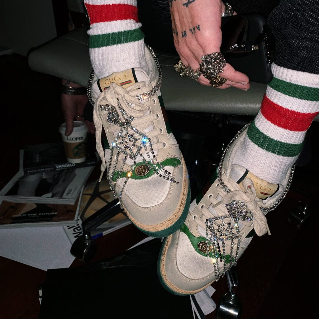 gucci men, gucci sneakers, about men fashion, sporty men fashion,