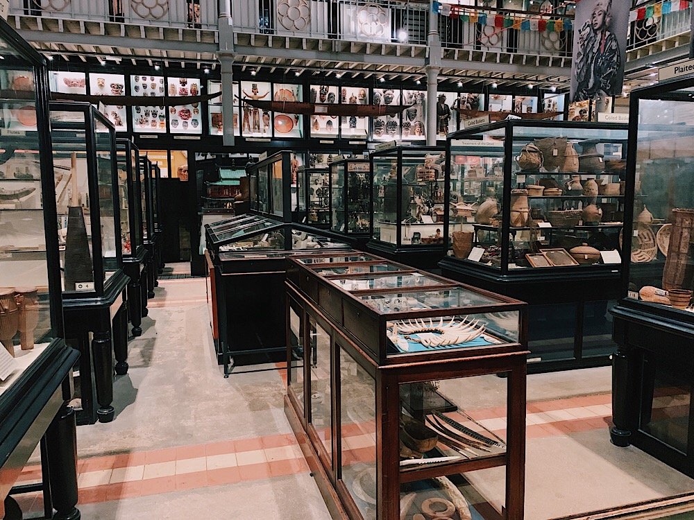 pit rivers, wunderkammer, cabinet curiosities, oddities, secret oxford,