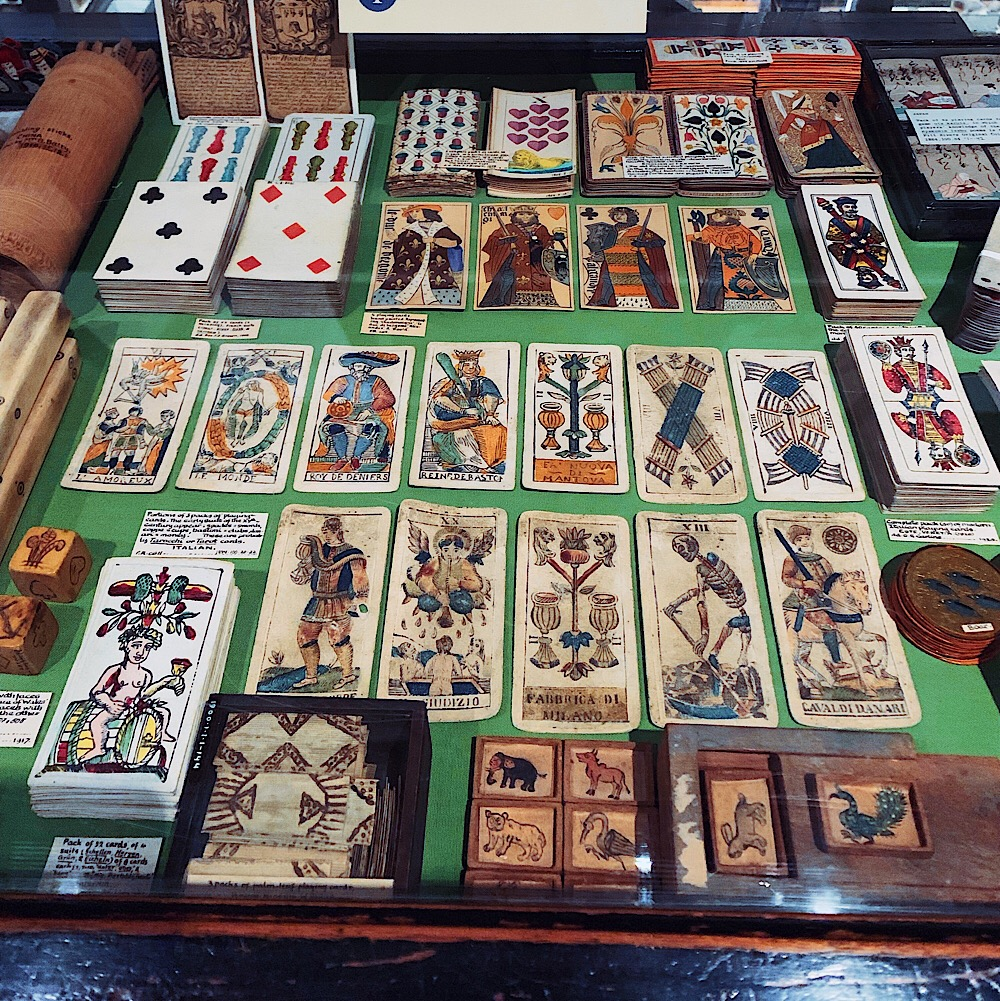 pitt rivers museum, wunderkammer, cabinet curiosities, oddities, antique cards,
