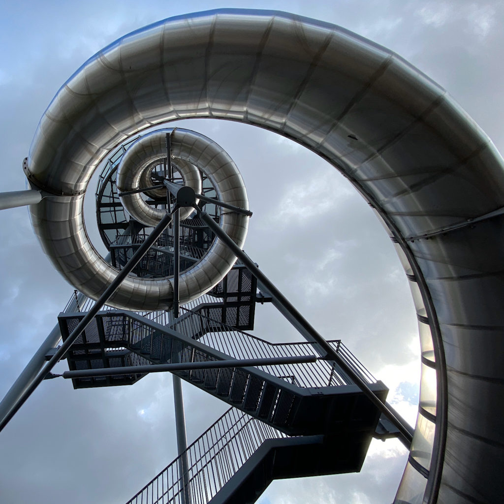 slide tower